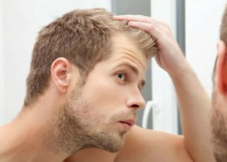 Cure the Hair Loss Before It Turns Into Baldness