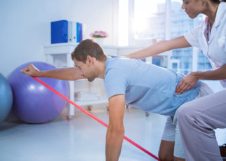 Electronic Stimulation For Muscle Pain