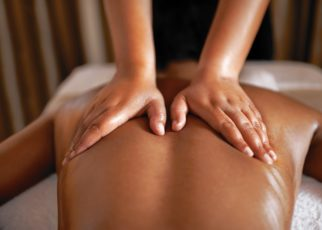How to Give a Sensual Massage Using Nuru Massage Gel